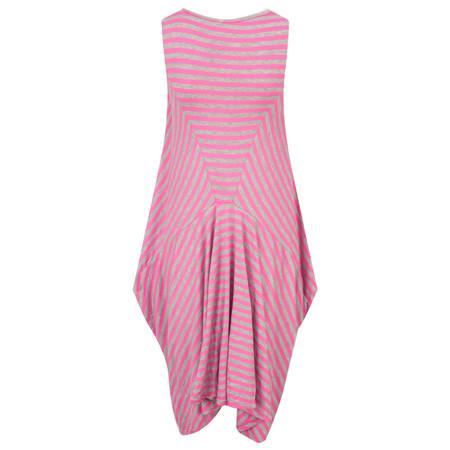 TOC  Dizzie EasyFit Stripe Dress - Pink