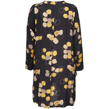 Masai Clothing Goa Oversized Tunic - Yellow