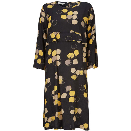 Masai Clothing Nevana Circle Dress - Yellow