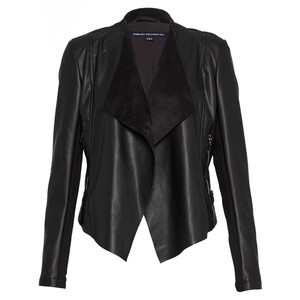French Connection Stephanie Waterfall Jacket