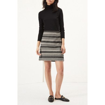 Great Plains ULA Stitch Mini Skirt - Multicoloured