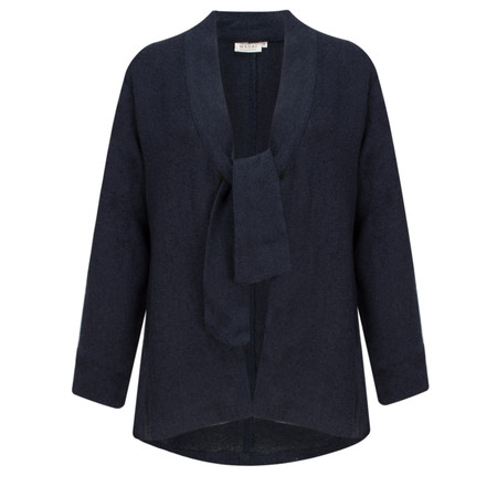 Masai Clothing Jody Fitted Jacket - Blue
