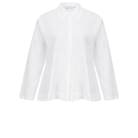 Masai Clothing Iolanta Fitted Blouse - White