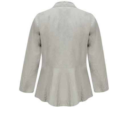 Masai Clothing Iolanta Fitted Blouse - Grey