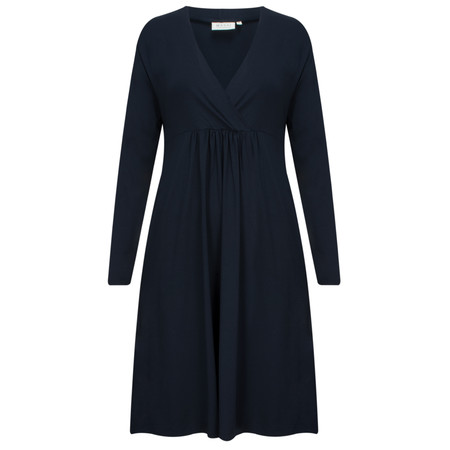 Masai Clothing Ninki Jersey Dress - Blue
