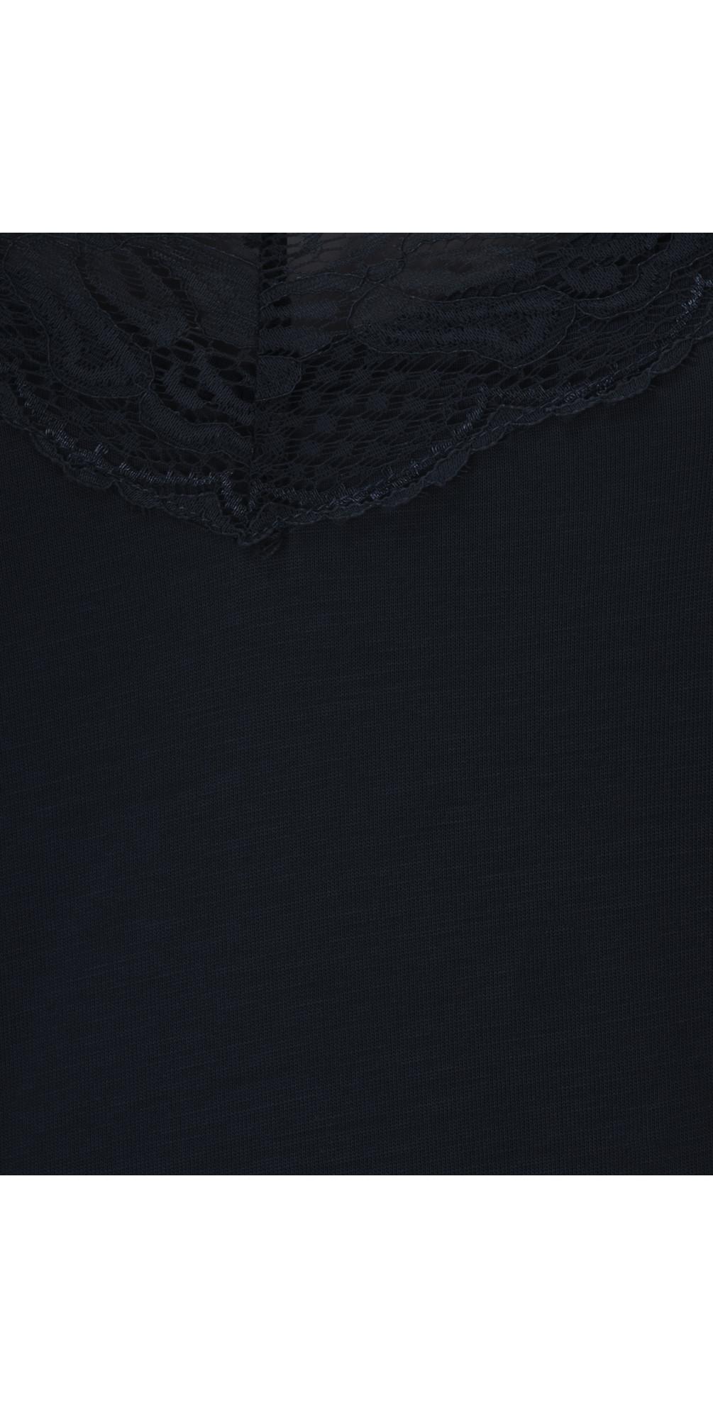 Lace Jersey Cami Top main image