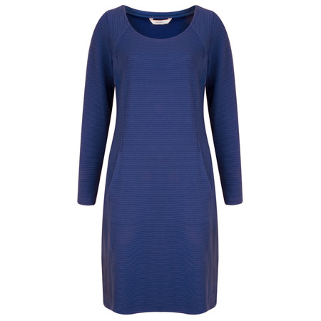 Sandwich Clothing Jacquard Jersey Dress - Blue