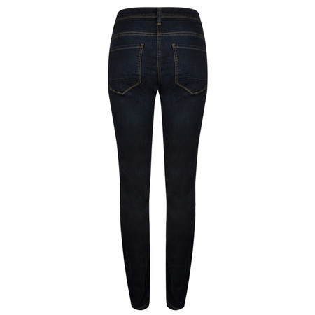 Sandwich Clothing Slim Fit Stretch Denim Jeans  - Black