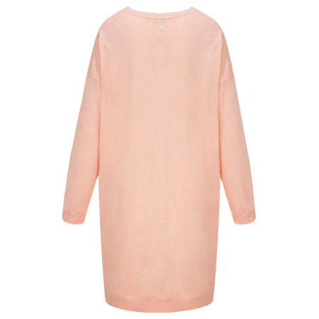 Sandwich Clothing Oversized Long Sleeve Pullover - Pink