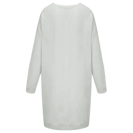 Sandwich Clothing Oversized Long Sleeve Pullover - Blue