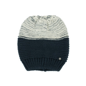Sandwich Clothing Two Tone Knitted Hat