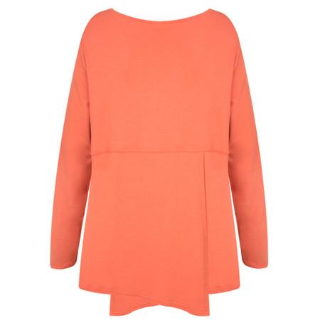 Masai Clothing Belona A-shape Top - Orange