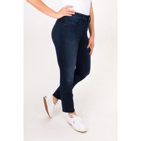 NYDJ Alina Legging Jeans - Blue