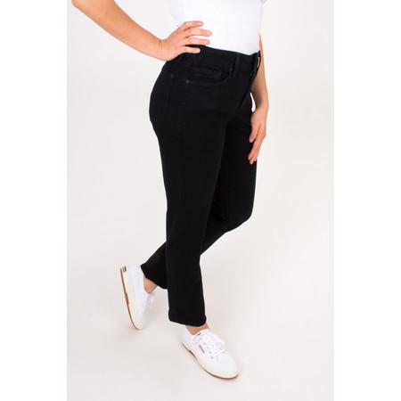 NYDJ Sheri Skinny Fit Jeans - Black