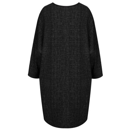 Masai Clothing Gulla Oversized Tunic - Black