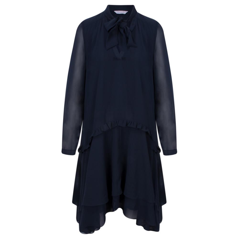 Great Plains Tatiana Woven Dress Classic Navy
