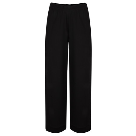 Masai Clothing Phyllis Culotte Trousers - Black