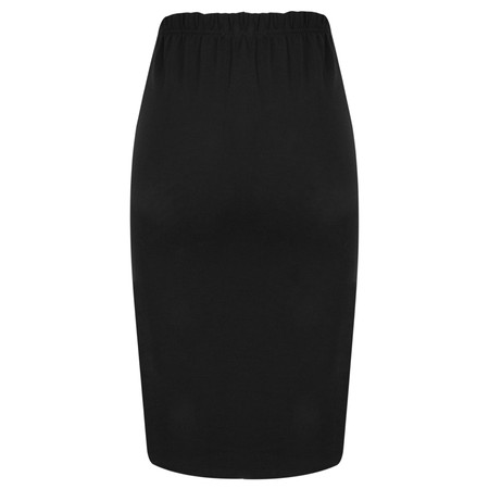 Masai Clothing Susanne Fitted Skirt - Black