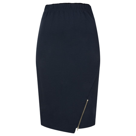 Masai Clothing Susanne Fitted Skirt - Blue