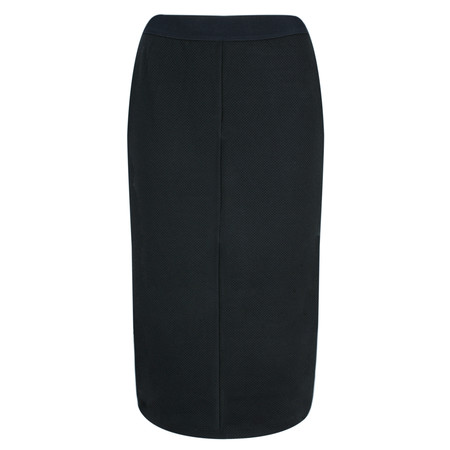 Sandwich Clothing Jersey Fitted Skirt - Blue