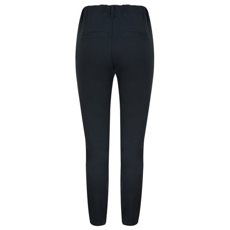Sandwich Clothing Knitted Jersey Trousers - Blue