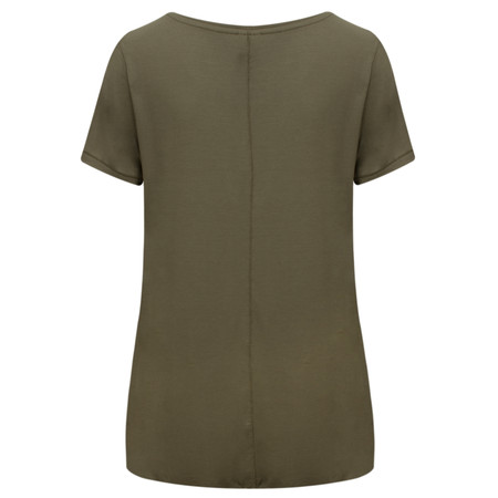 Yaya Essential Jersey T-shirt - Green