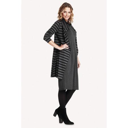 Masai Clothing Irenis Striped Cardigan - Beige