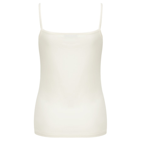 Myrine Shiva Jersey Crepe Cami Top - White
