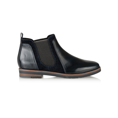 Marco Tozzi Claudia Chelsea Boot - Blue