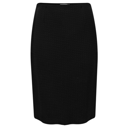 Myrine Sjoe Jersey Skirt - Black