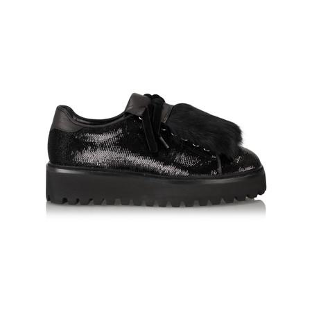 Kennel Und Schmenger Hike Luxe Trainer Shoe  - Black