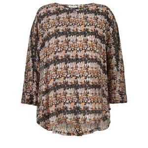Masai Clothing Ines Oversized Geometric Blouse