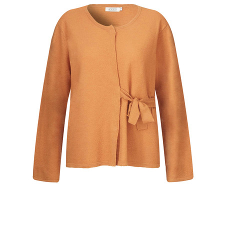 Masai Clothing Lempi Cardigan - Orange