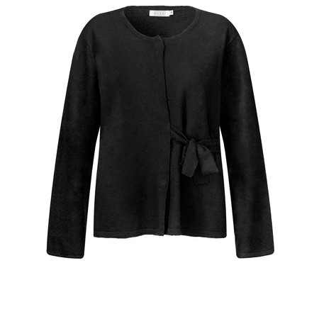Masai Clothing Lempi Cardigan - Black