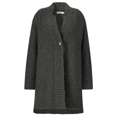 Masai Clothing Leeann Oversized Cardigan  - Grey