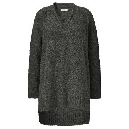Masai Clothing Fidelia Oversized Jumper - Grey
