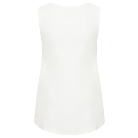 Masai Clothing Elisa A-Shape Top - White