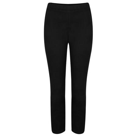 Masai Clothing Pepsa Capri Trousers - Black