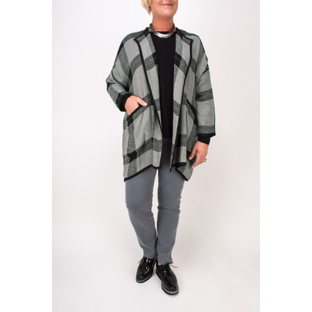 Masai Clothing Jotta Oversized Jacket - Grey