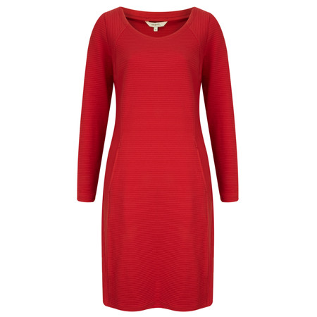 Sandwich Clothing Jacquard Jersey Dress - Red
