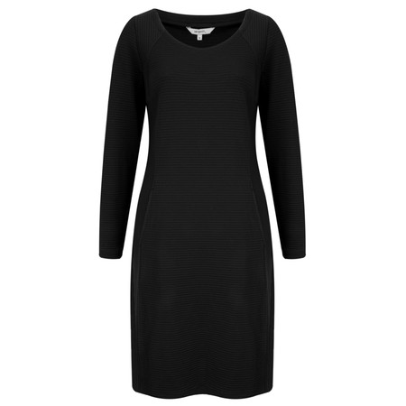 Sandwich Clothing Jacquard Jersey Dress - Black