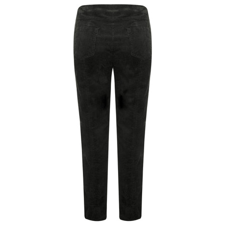 Robell Trousers Bella 78cm Needlecord Trouser - Grey
