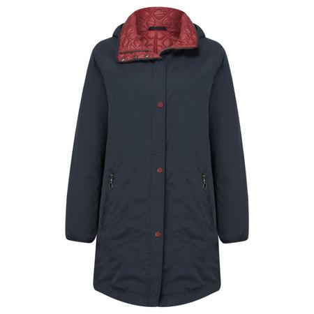 Frandsen Reversible Waterproof Jacket - Blue