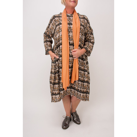 Masai Clothing Essential Jersey Amega Scarf - Orange
