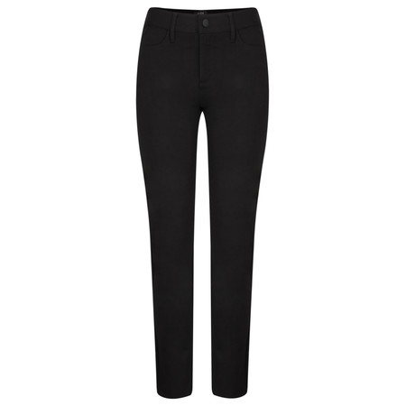 NYDJ Sheri Slim Fit Jersey Trouser - Black