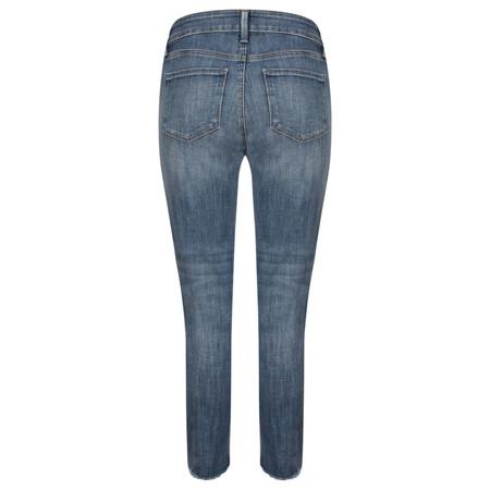 NYDJ Ami Skinny Ankle Jeans - Blue