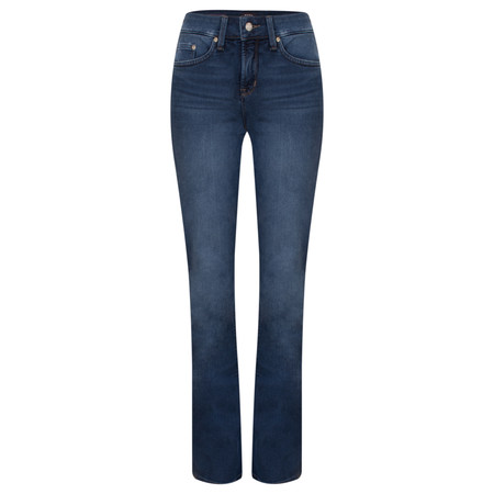 NYDJ Billie Mini Bootcut Jeans - Blue
