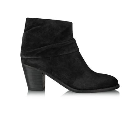 Kennel Und Schmenger Bonnie Suede Ankle Boot - Black