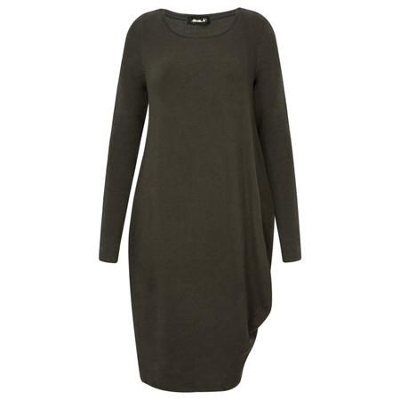 Mama B Sila Knitted Dress - Green