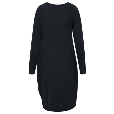 Mama B Sila Knitted Dress - Blue